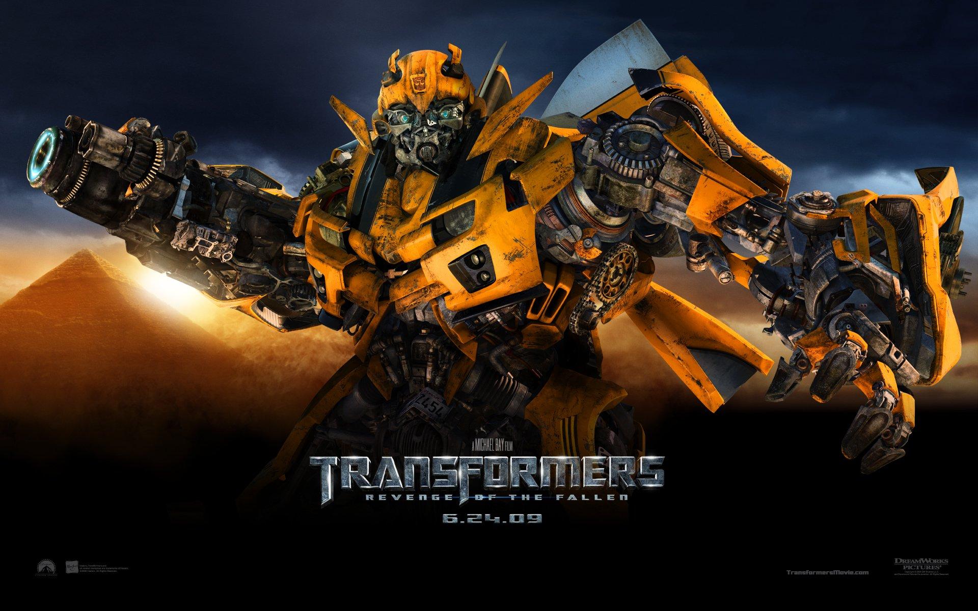 Movie - Transformers: Revenge of the Fallen  Movie Bumblebee (Transformers) Wallpaper