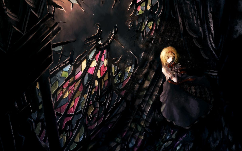 Anime - Touhou  Alice Margatroid Wallpaper
