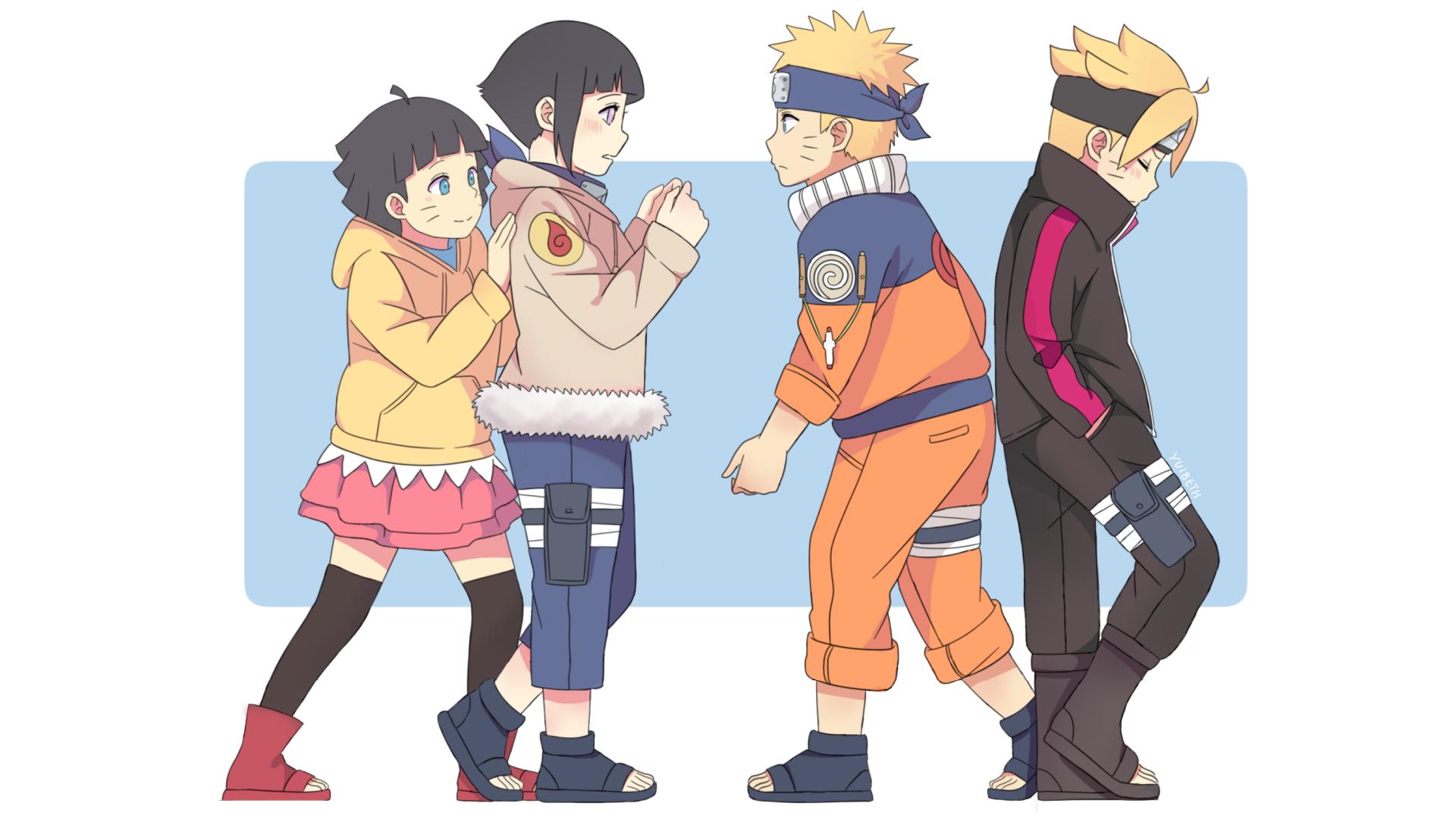 Manga Naruto Chapter 689 Full Color Pdf