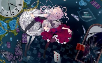 Anime - Alice In Wonderland Wallpapers and Backgrounds ID : 72620