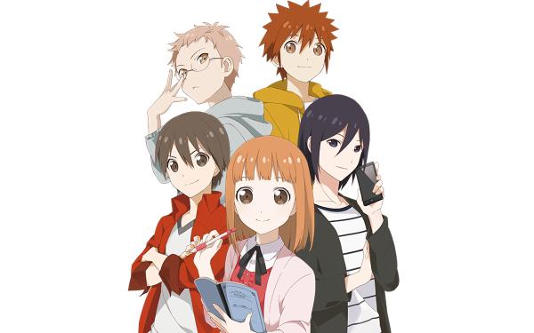 Anime Tantei Team KZ Jiken Note HD Wallpaper | Background Image