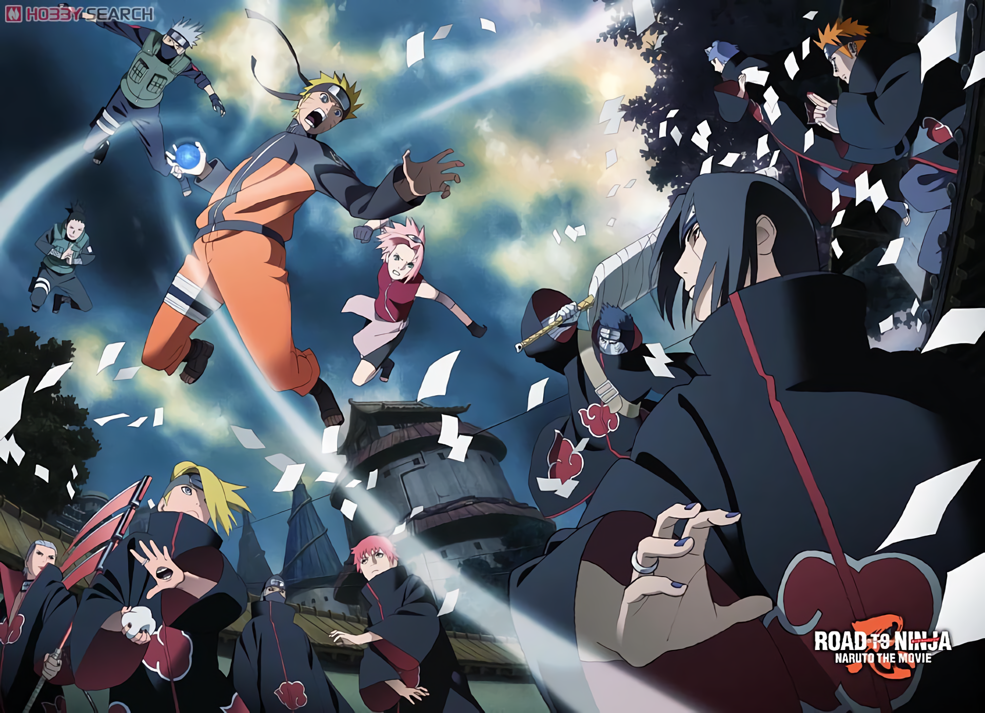 Naruto full hd fond d 39 cran and arri re plan 1920x1391 for Fond ecran naruto
