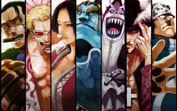 Anime - One Piece Wallpapers and Backgrounds ID : 72742