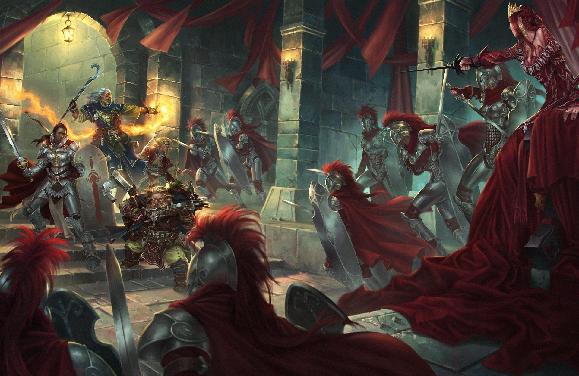 wizard battle wallpaper - photo #30
