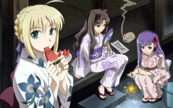 Anime - Fate/stay Night Wallpapers and Backgrounds ID : 72812
