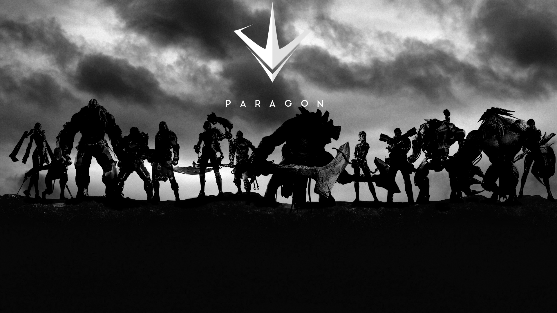 Video Game - Paragon  Wallpaper