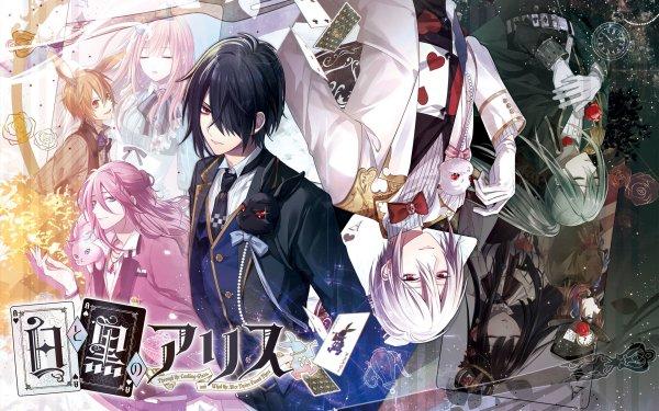 Anime Shiro to Kuro no Alice HD Wallpaper   Background Image
