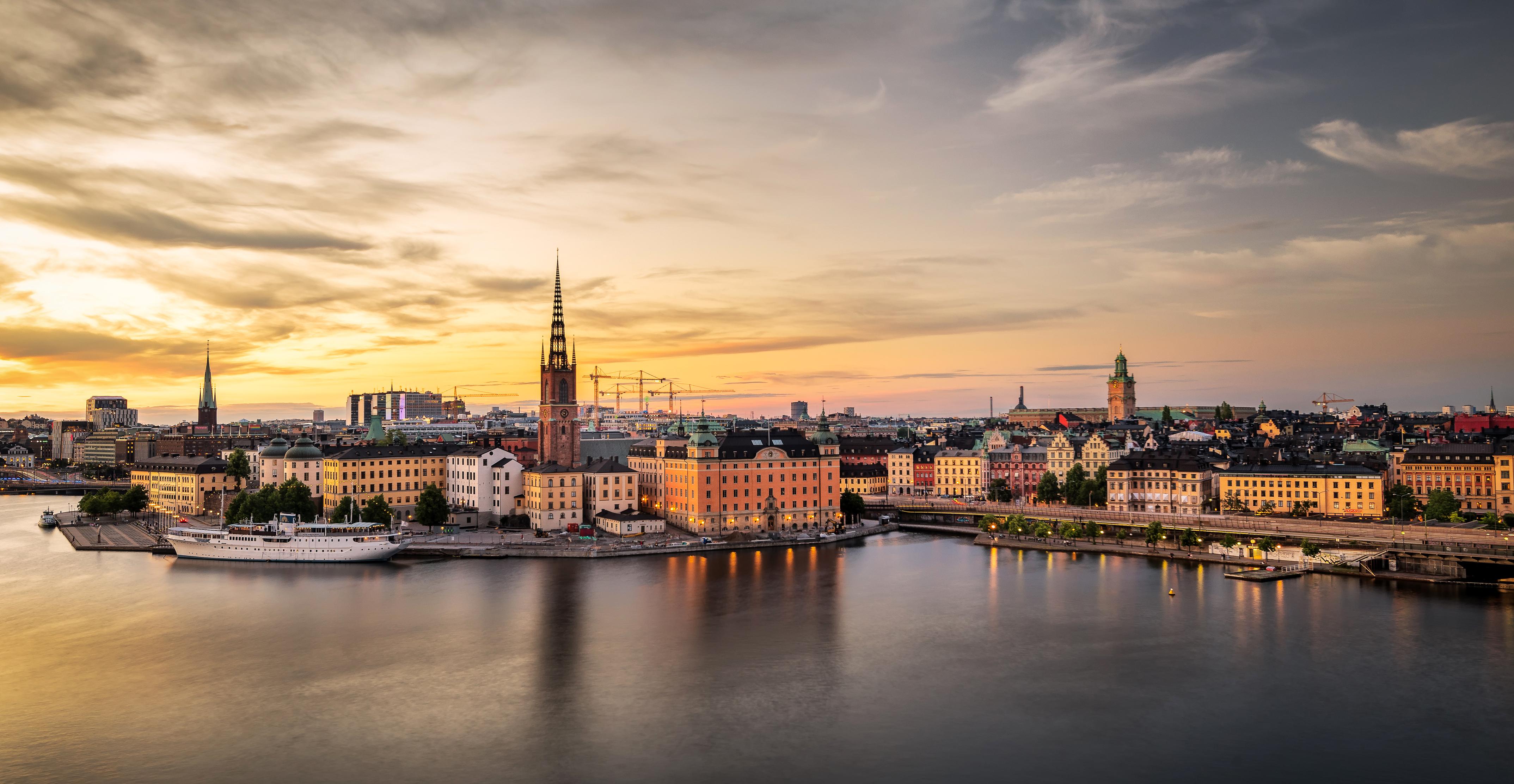 Stockholm 4k Ultra Hd Wallpaper Background Image HD Wallpapers Download Free Images Wallpaper [1000image.com]