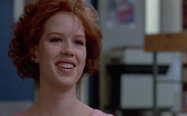 Movie The Breakfast Club Claire Standish Molly Ringwald HD Wallpaper | Background Image