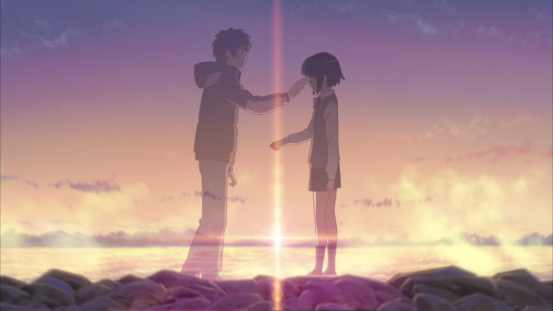 your name. full hd wallpaper and background image | 1920x1080 | id