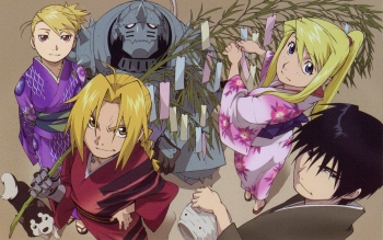Anime - Fullmetal Alchemist Wallpapers and Backgrounds ID : 73742