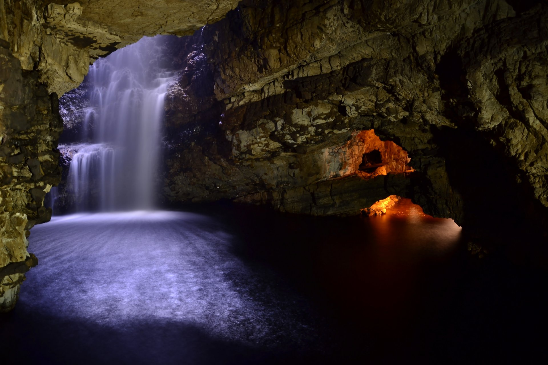 Cave HD Wallpaper | Background Image | 2048x1365 | ID ...