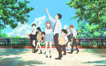 312 Koe No Katachi Hd Wallpapers Background Images Wallpaper Abyss