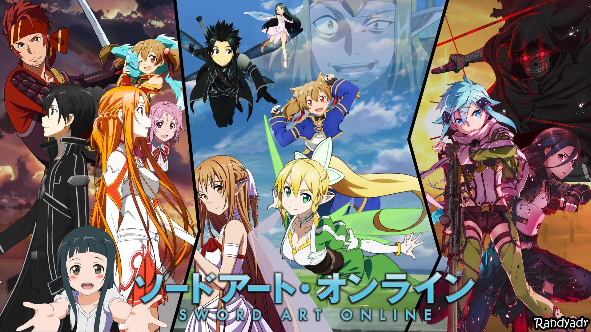 Sword Art Online HD Wallpaper | Background Image ...