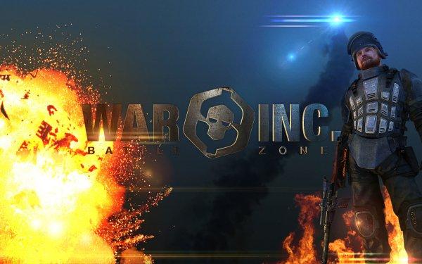 Video Game War Inc. Battlezone HD Wallpaper | Background Image