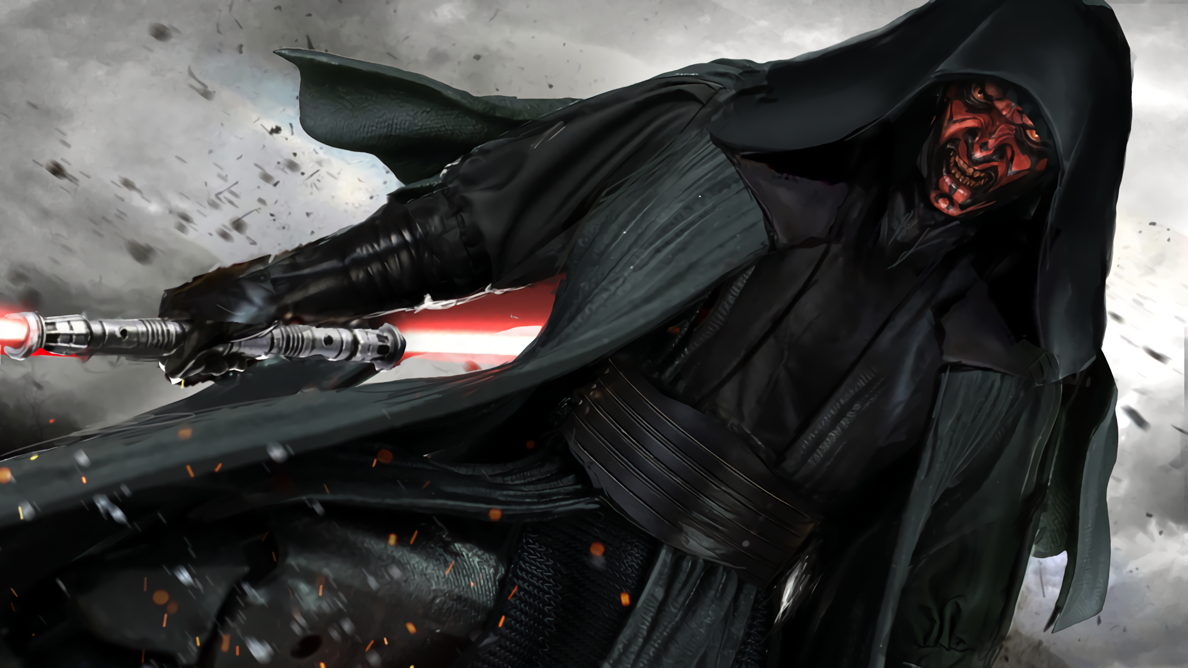 78 Darth Maul Hd Wallpapers Background Images Wallpaper Abyss