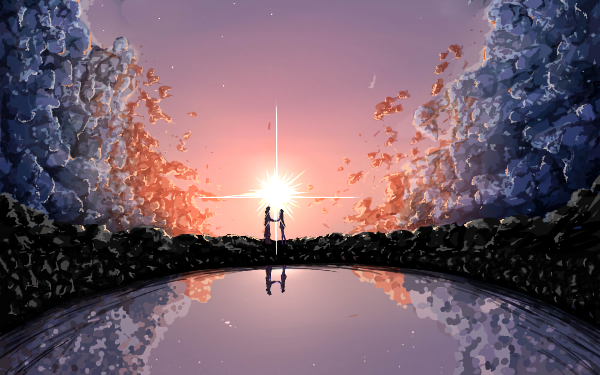Hd wallpaper kimi no na wa - Kimi No Na Wa Mitsuha Miyamizu Hd Wallpaper Background Id 742573