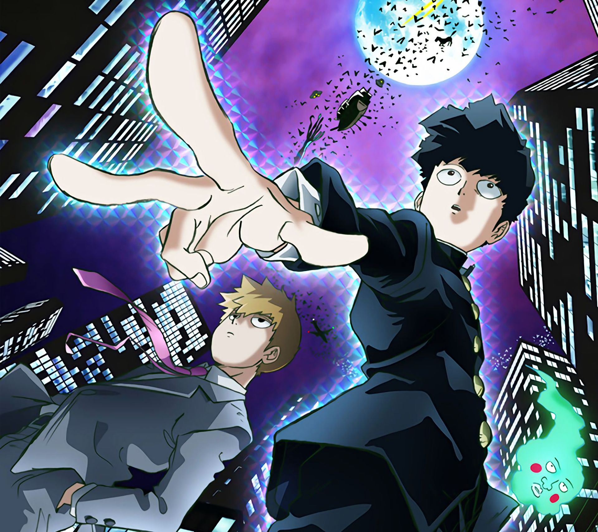 32 Arataka Reigen Hd Wallpapers Background Images