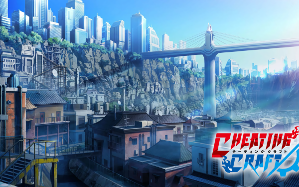 Anime Cheating Craft Fondo de pantalla HD   Fondo de Escritorio