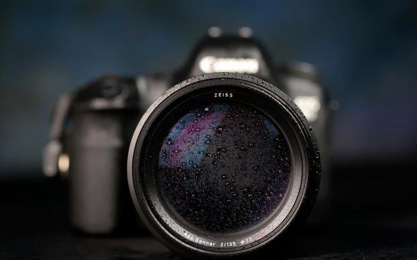 Artificiale Macchina Fotografica Macro Lens HD Wallpaper | Sfondo