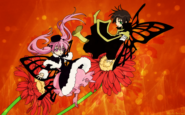 Anime 07-Ghost HD Wallpaper | Background Image