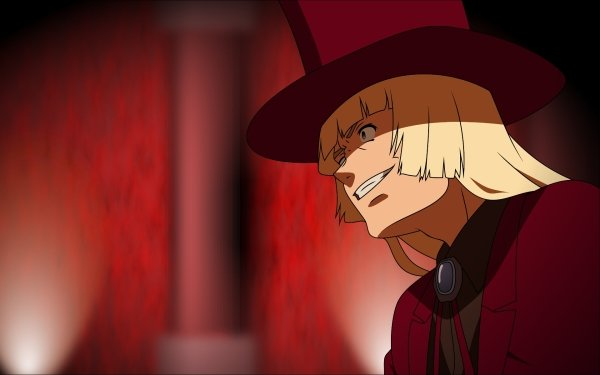 Anime Kara no Kyōkai Cornelius Alba Mage Blonde HD Wallpaper | Background Image