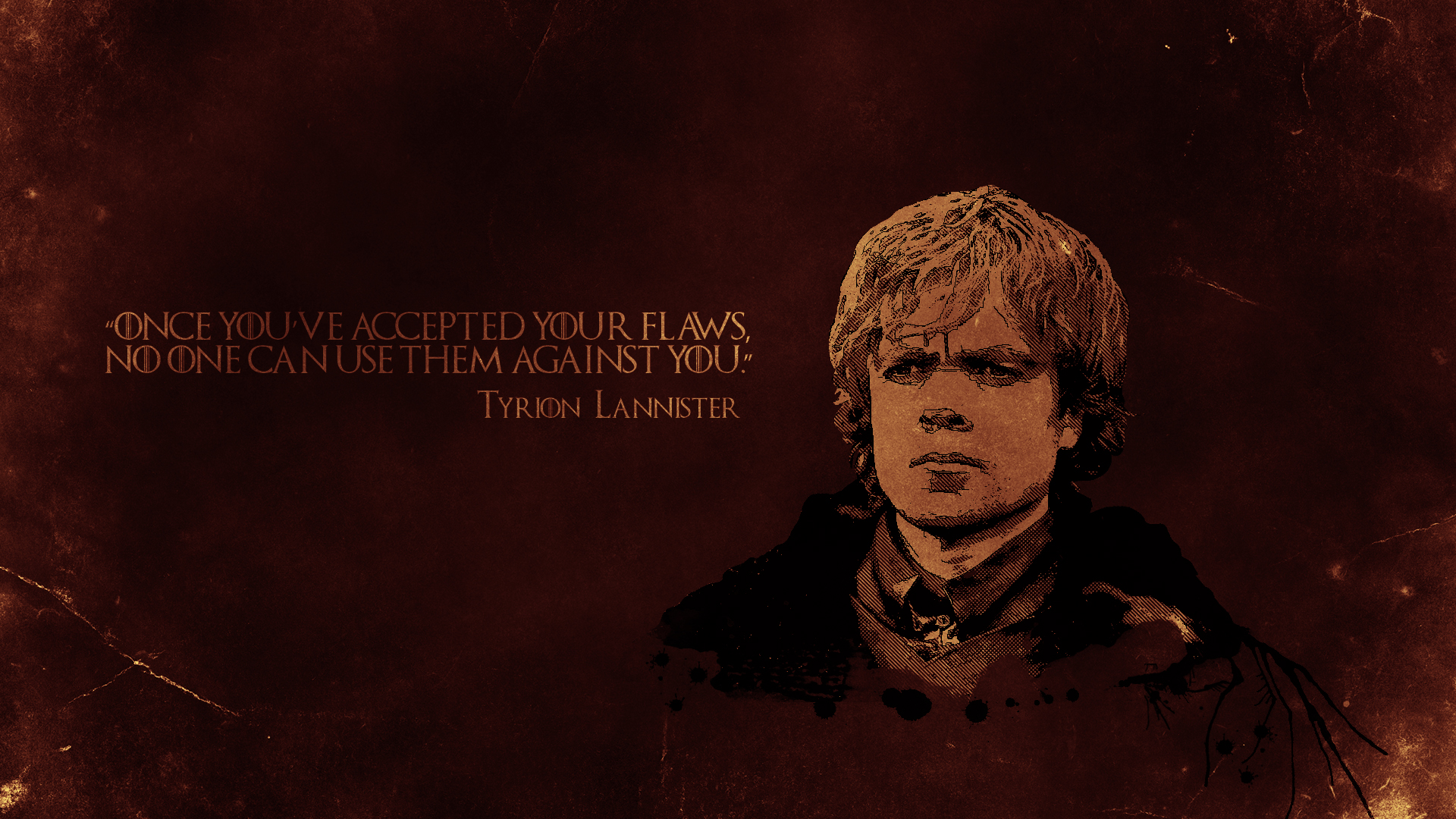 Tyrion lannister iphone wallpaper
