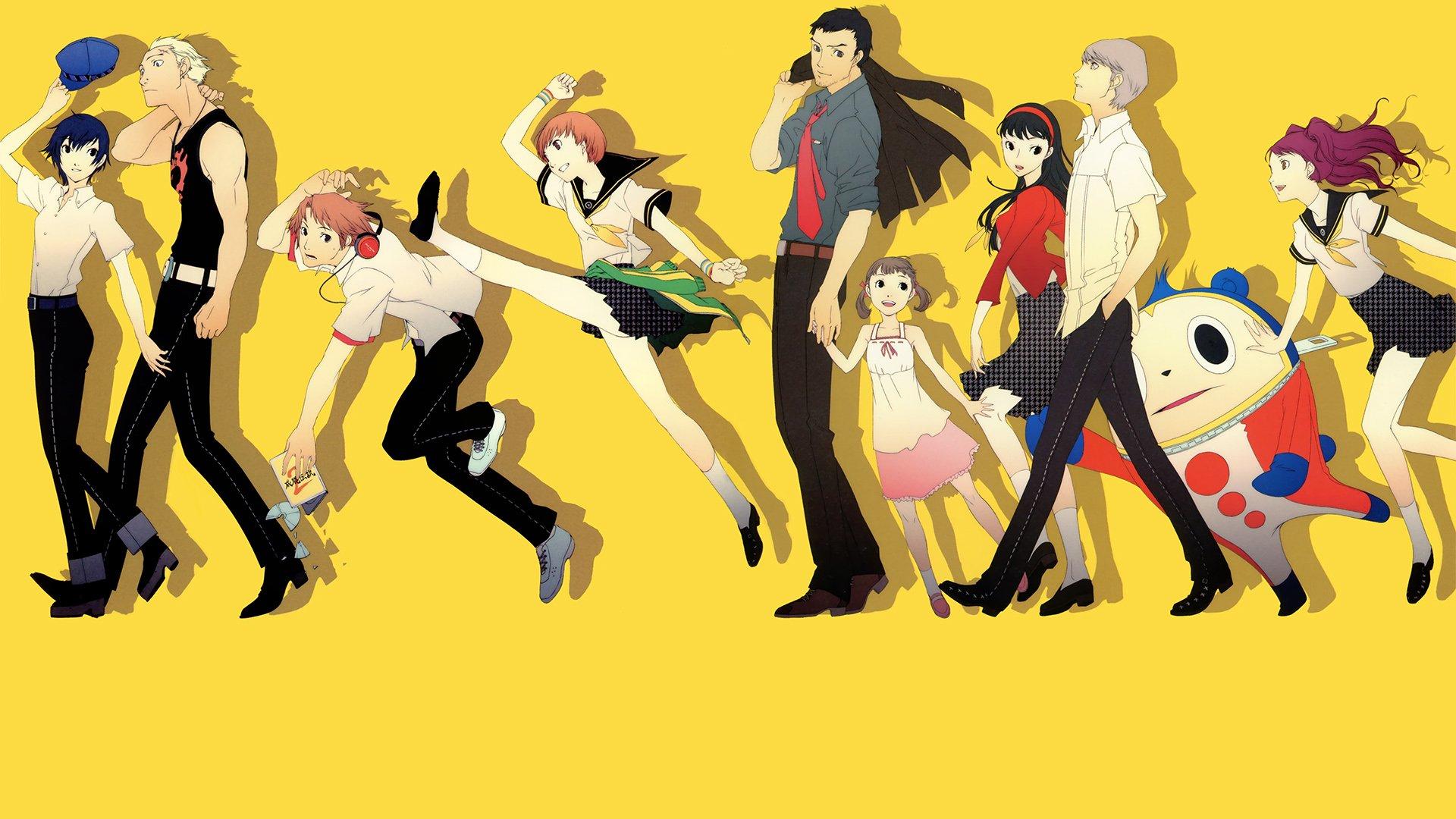 Persona 4 HD Wallpaper | Background Image | 1920x1080 | ID ...