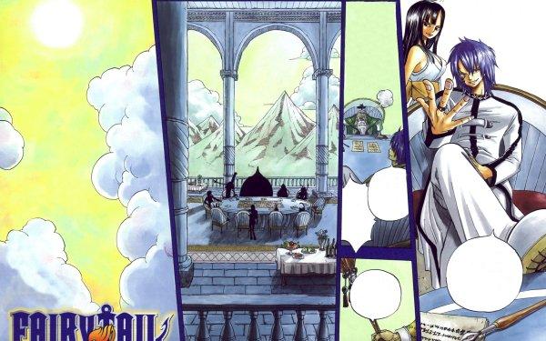 Anime Fairy Tail Jellal Fernandes Ultear Milkovich Fond d'écran HD | Image