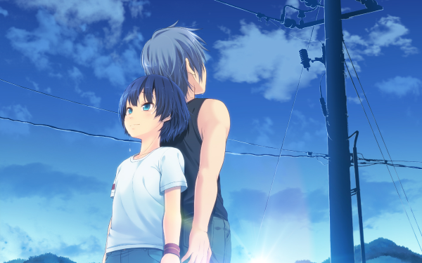 Anime Waiting in the Summer HD Wallpaper | Background Image