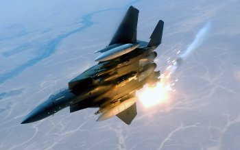 Militar - Mcdonnell Douglas F-15e Strike Eagle Wallpapers and Backgrounds ID : 75012