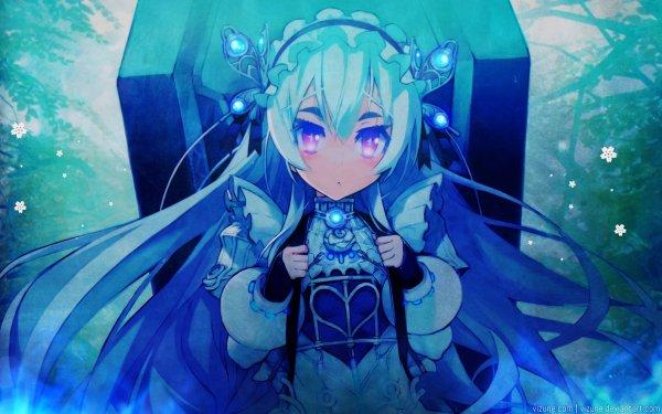 Anime Chaika -The Coffin Princess- HD Wallpaper   Background Image
