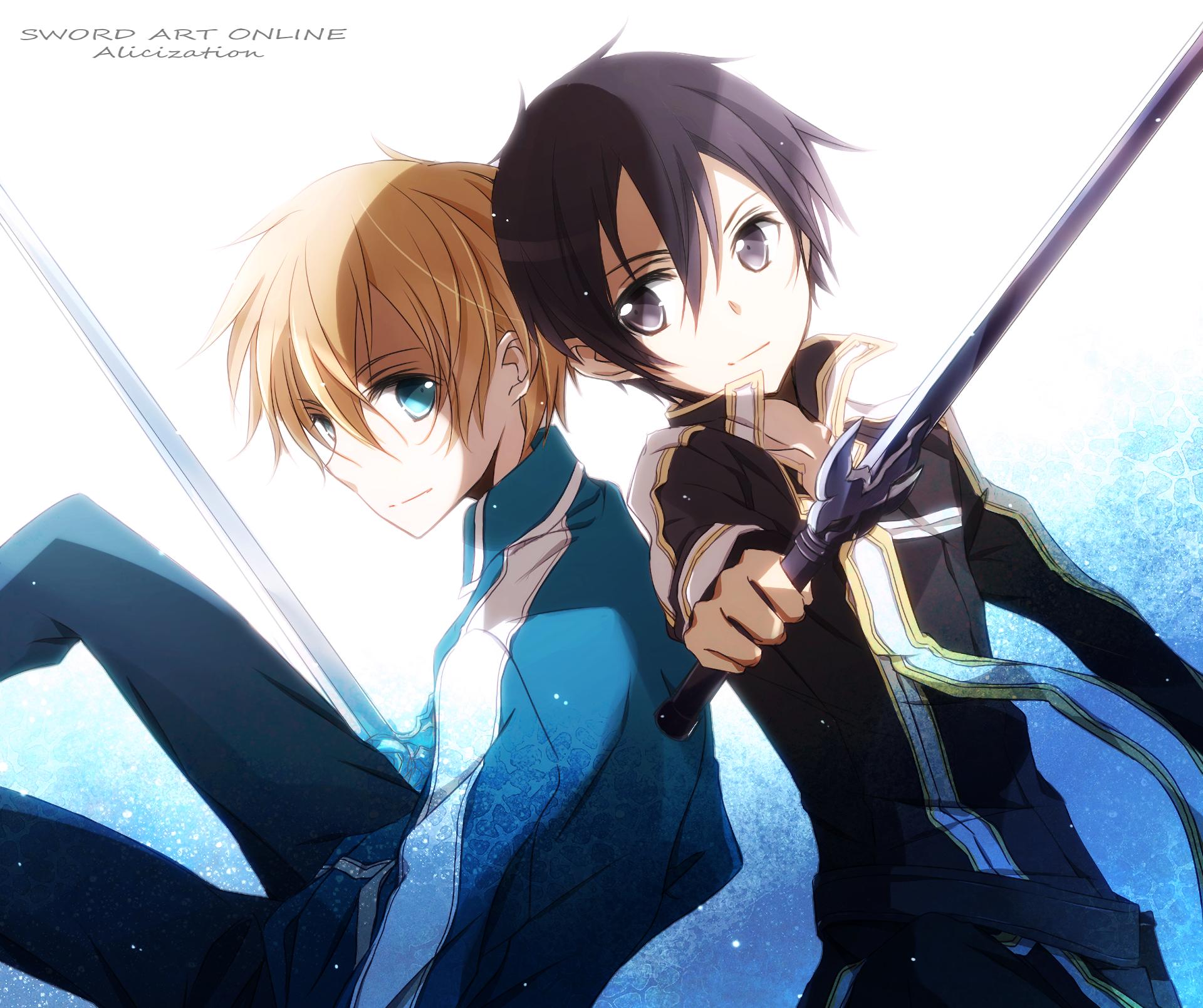 Online Wallpaper: Sword Art Online HD Wallpaper