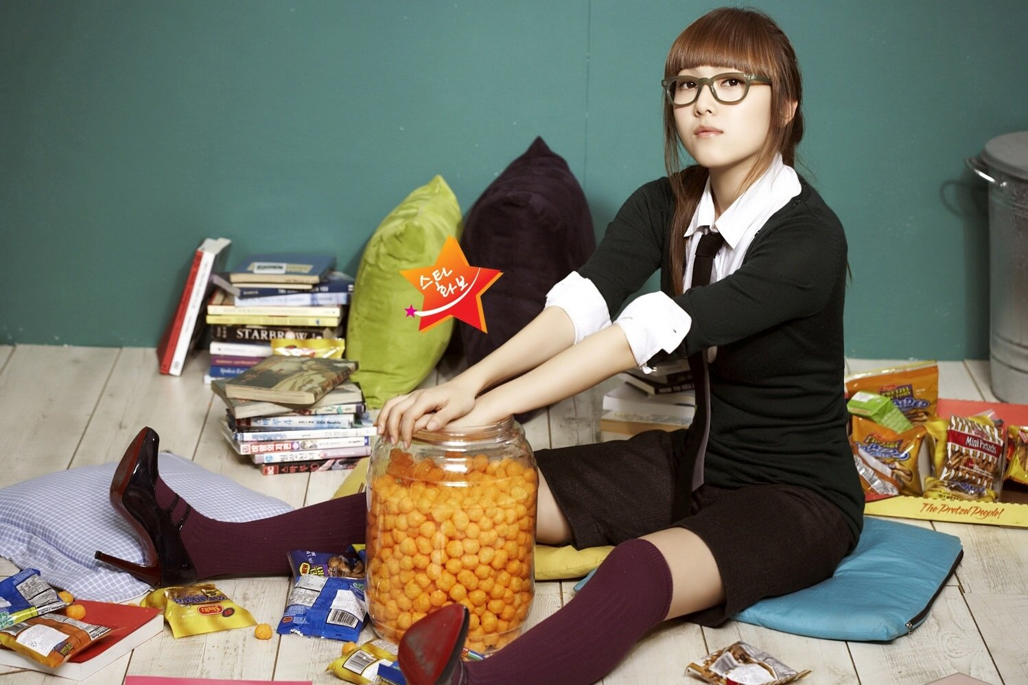 Music - SNSD  Korean Heels Glasses Asian Jessica Jeong Wallpaper