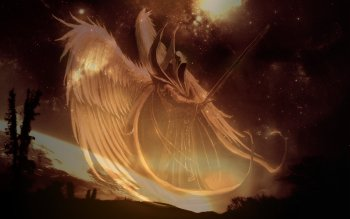 Fantasy - Angel Warrior Wallpapers and Backgrounds ID : 75342