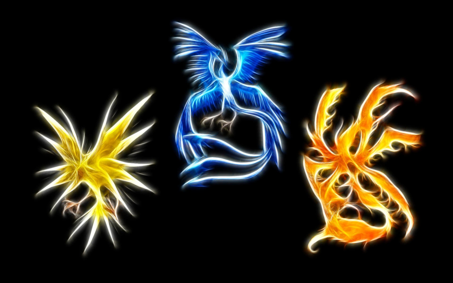 Video Game - Pokemon  Pokémon Articuno (Pokémon) Moltres (Pokemon) Zapdos (Pokemon) Wallpaper