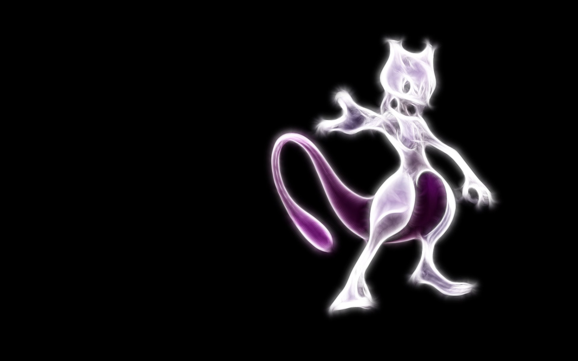 Video Game - Pokémon  Mewtwo (Pokémon) Wallpaper