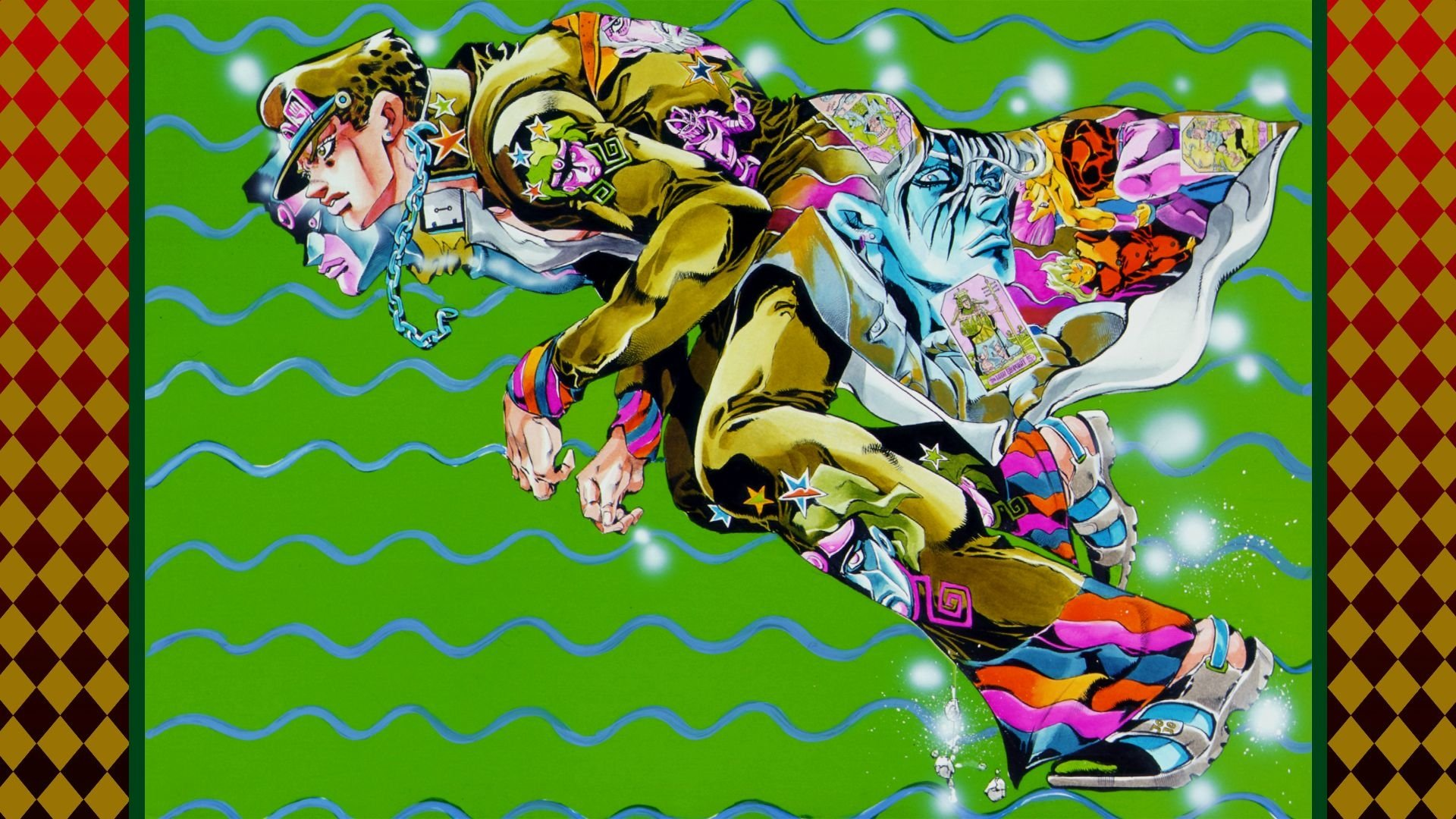 Jojo Bizarre Adventure Wallpaper
