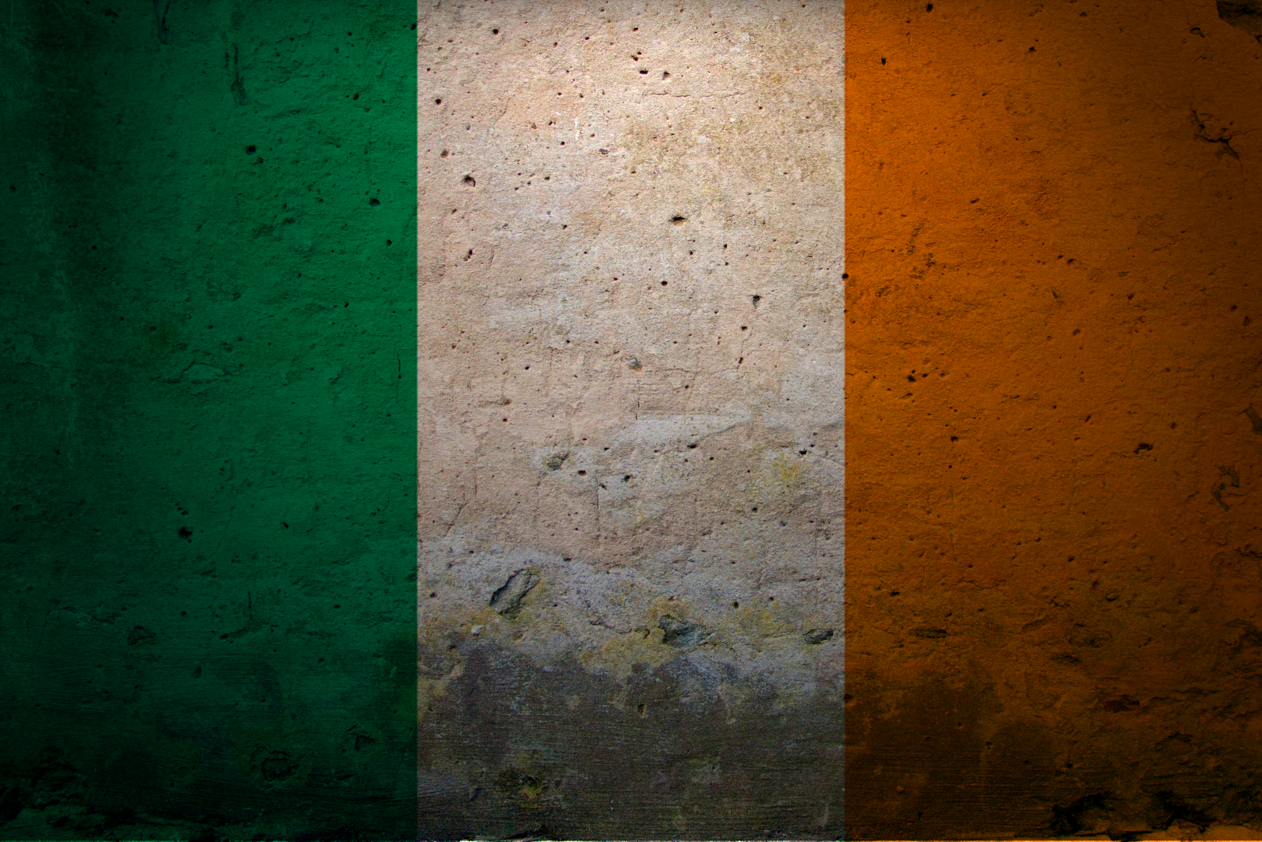 Flag Of Ireland Full HD Wallpaper And Background