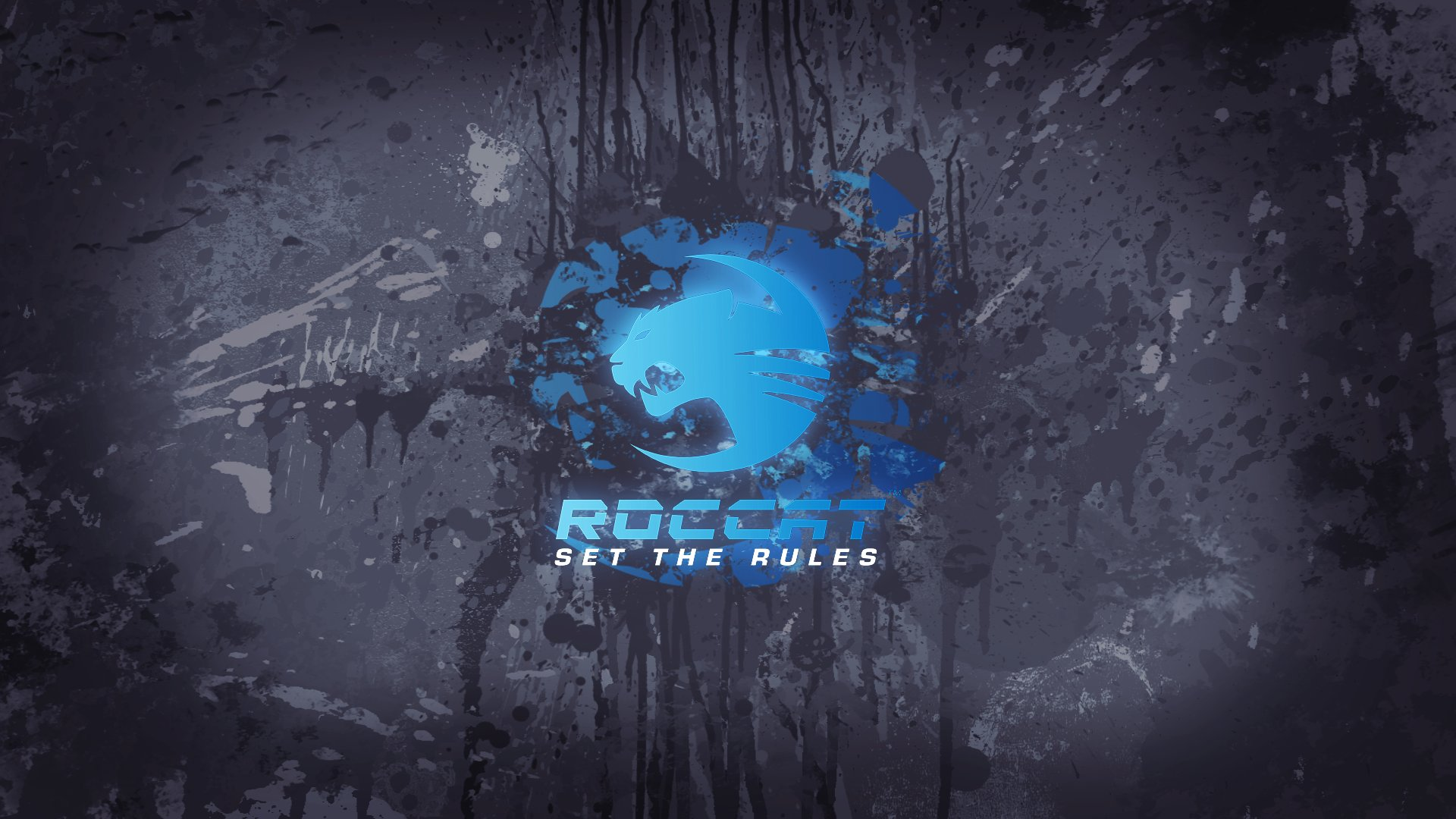Roccat - Set the rules - Custom Wallpaper FULL HD by GazhKha on ...