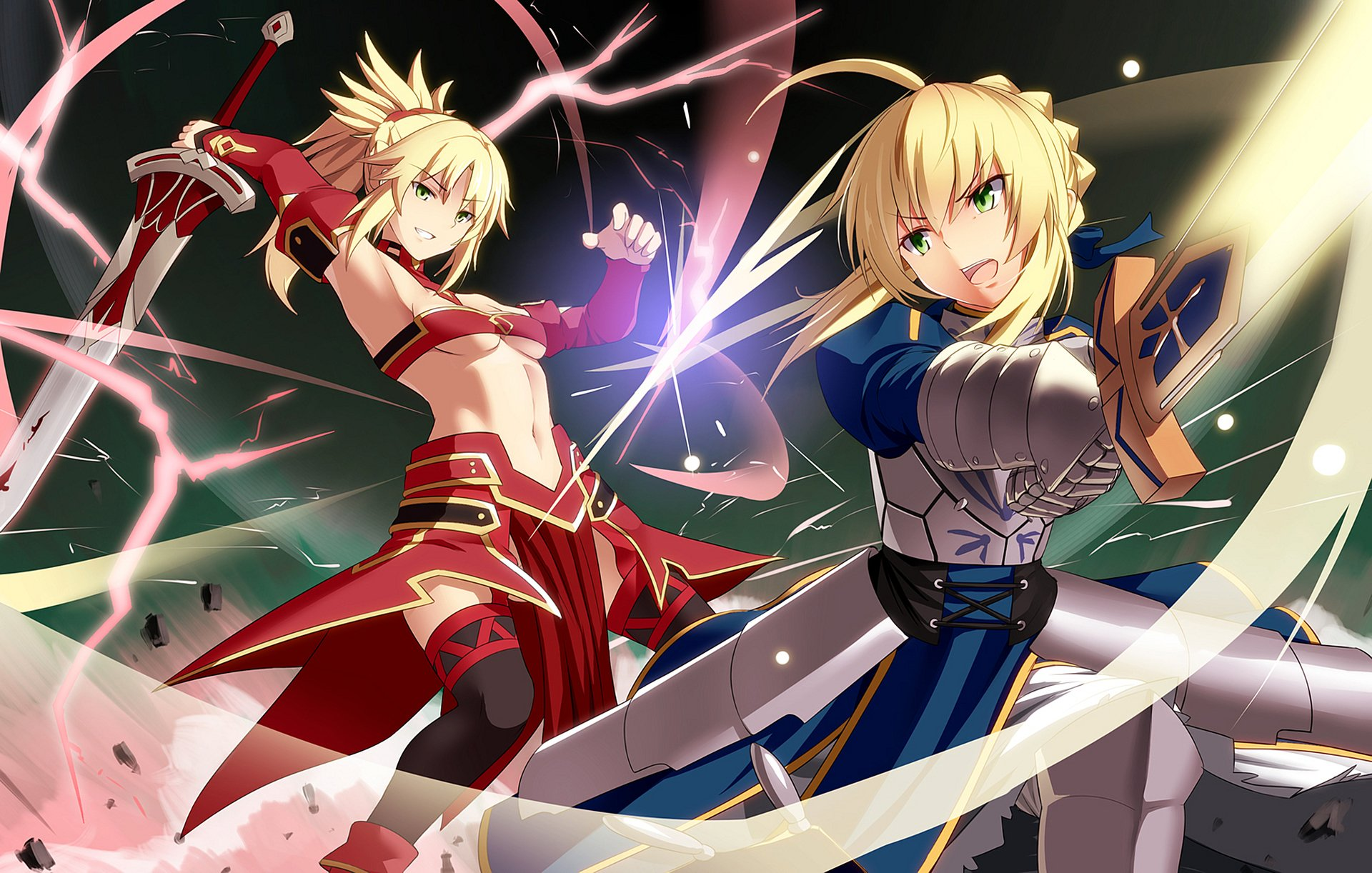 Anime Wallpapers Fate Apocrypha HD 4K Download For Mobile iPhone & PC