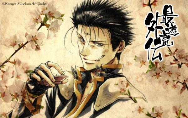 Anime Saiyuki Kenren Saiyuki Gaiden Fondo de pantalla HD   Fondo de Escritorio