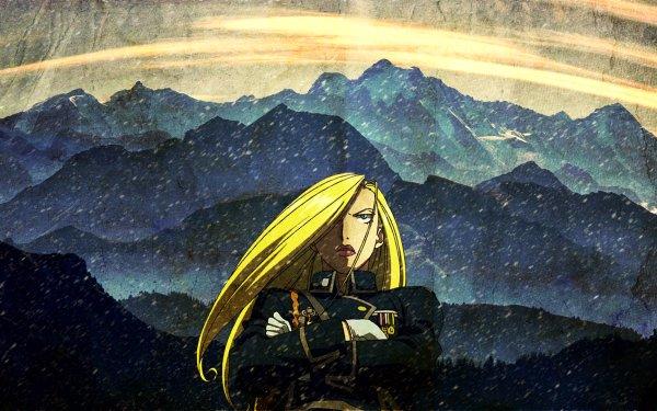 Anime FullMetal Alchemist Fullmetal Alchemist Olivier Mira Armstrong HD Wallpaper | Background Image