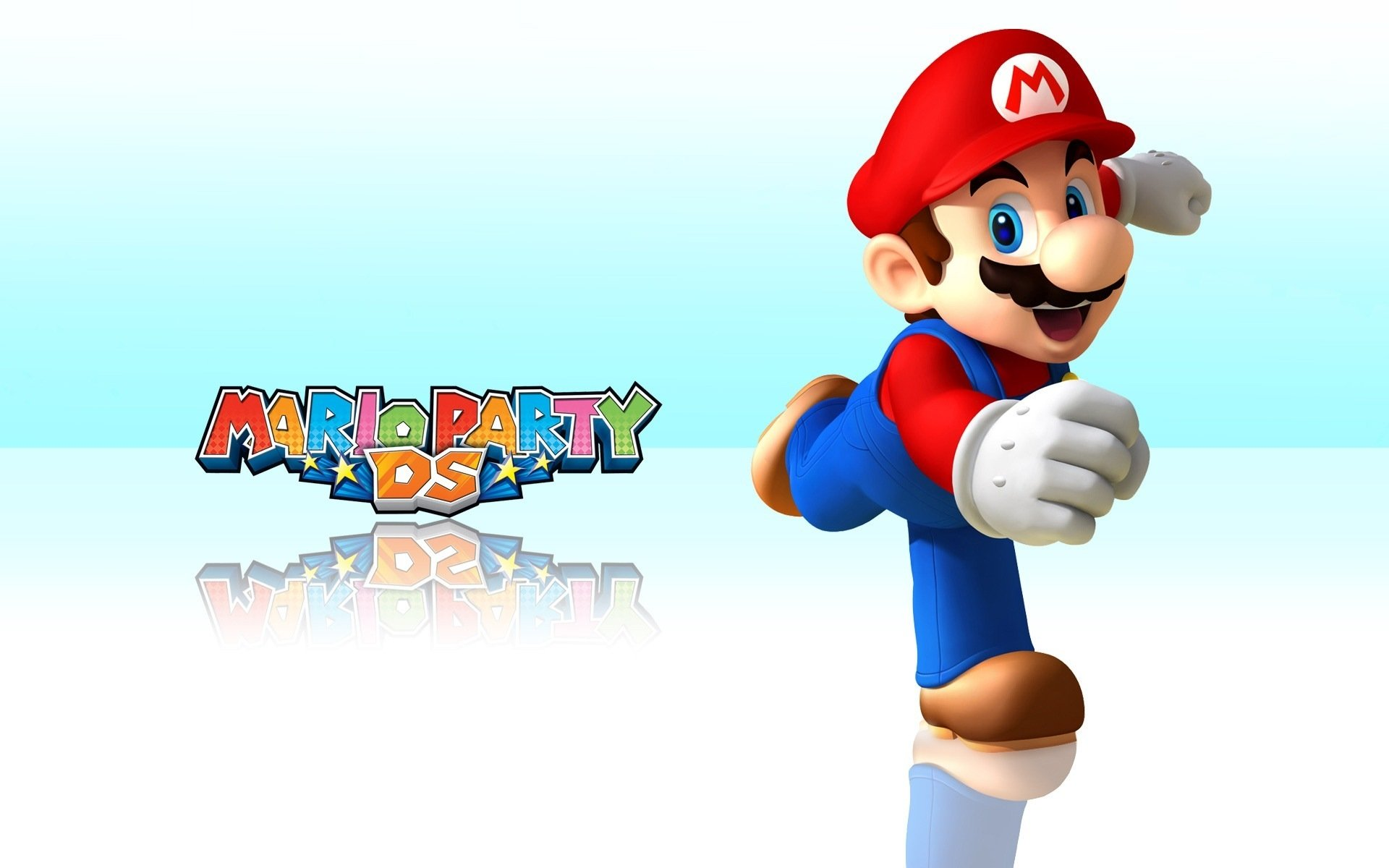 Video Game - Mario Party Ds  Wallpaper