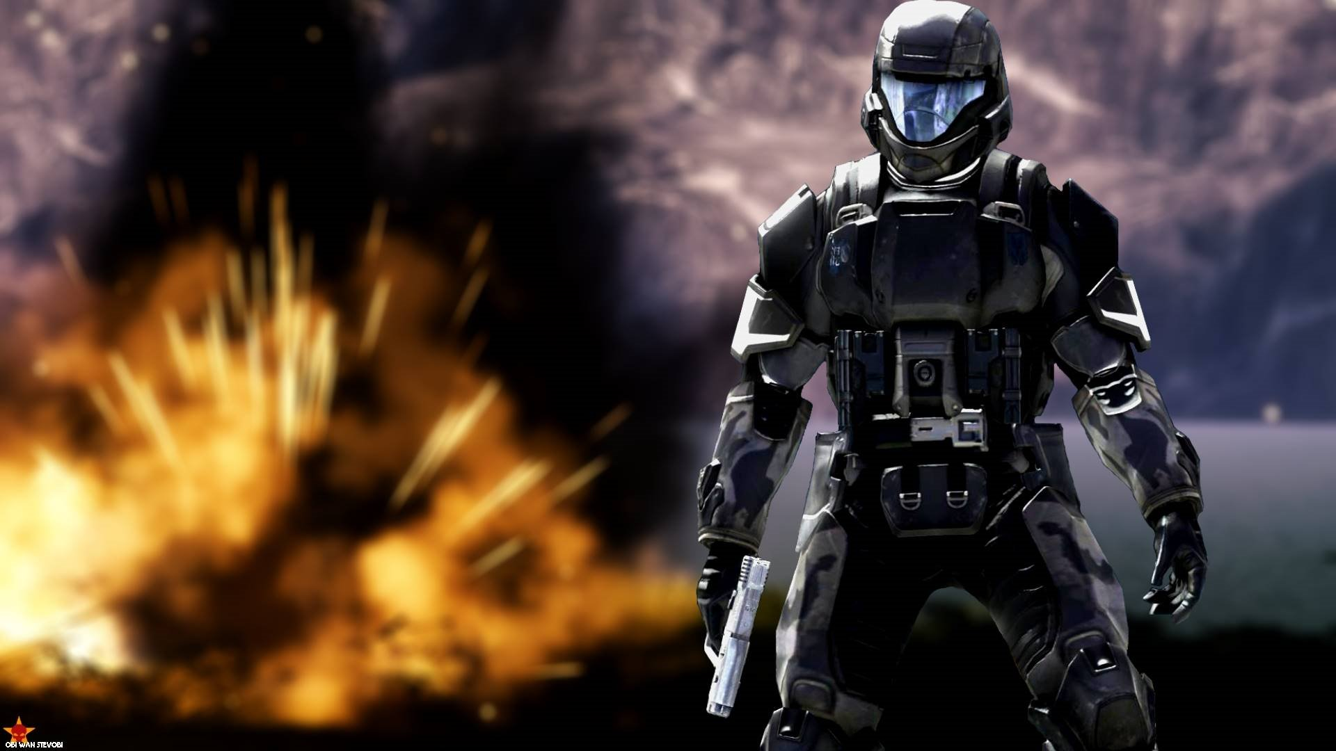 Halo Hd Wallpaper Background Image 1920x1080 Id75930