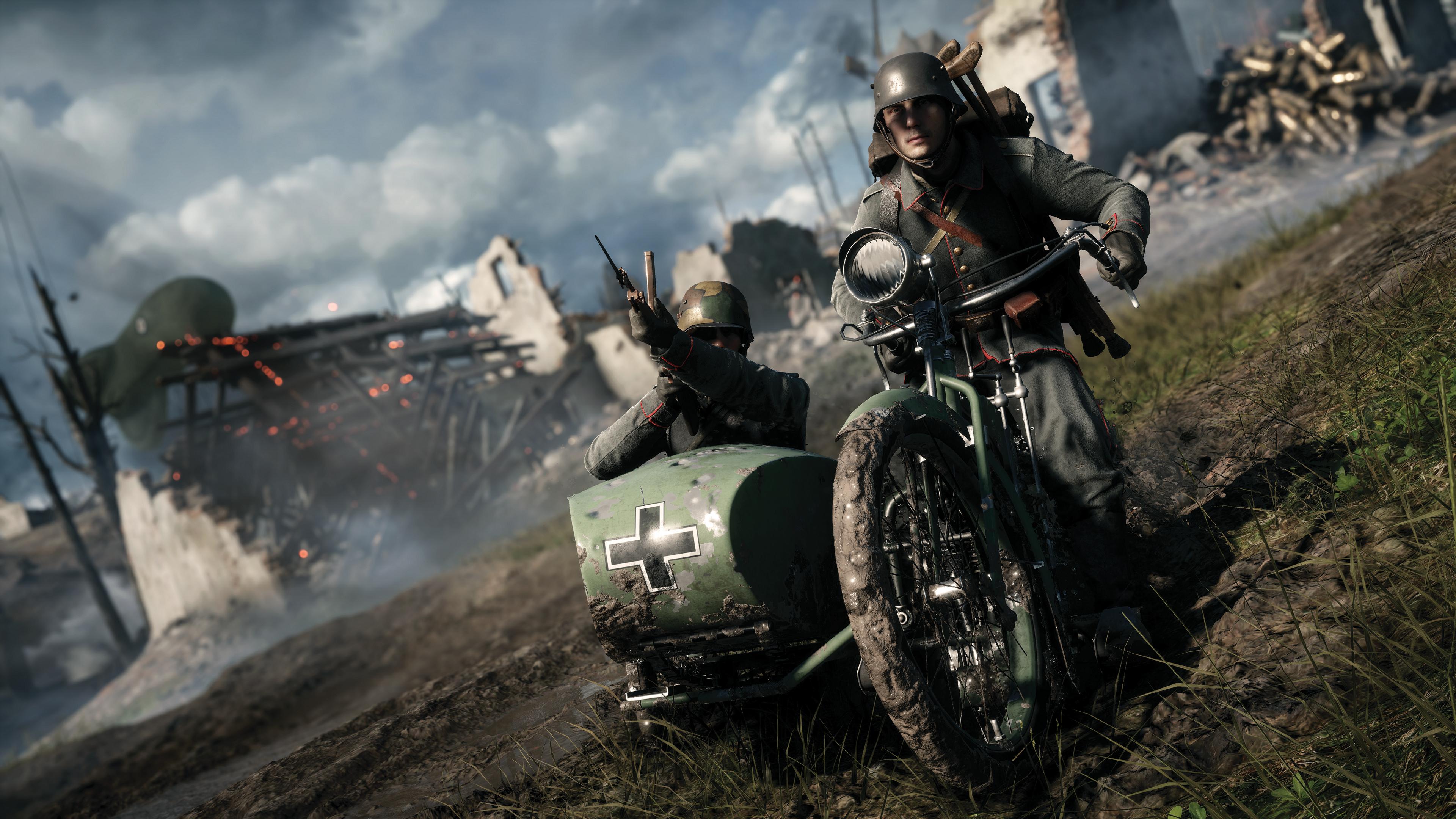 Battlefield 1 wallpapers or desktop backgrounds