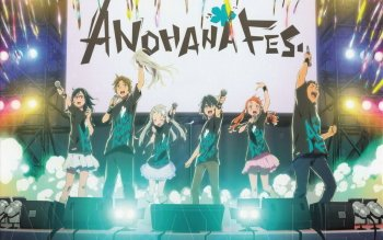 Anohana Wallpapers, Pictures, Images