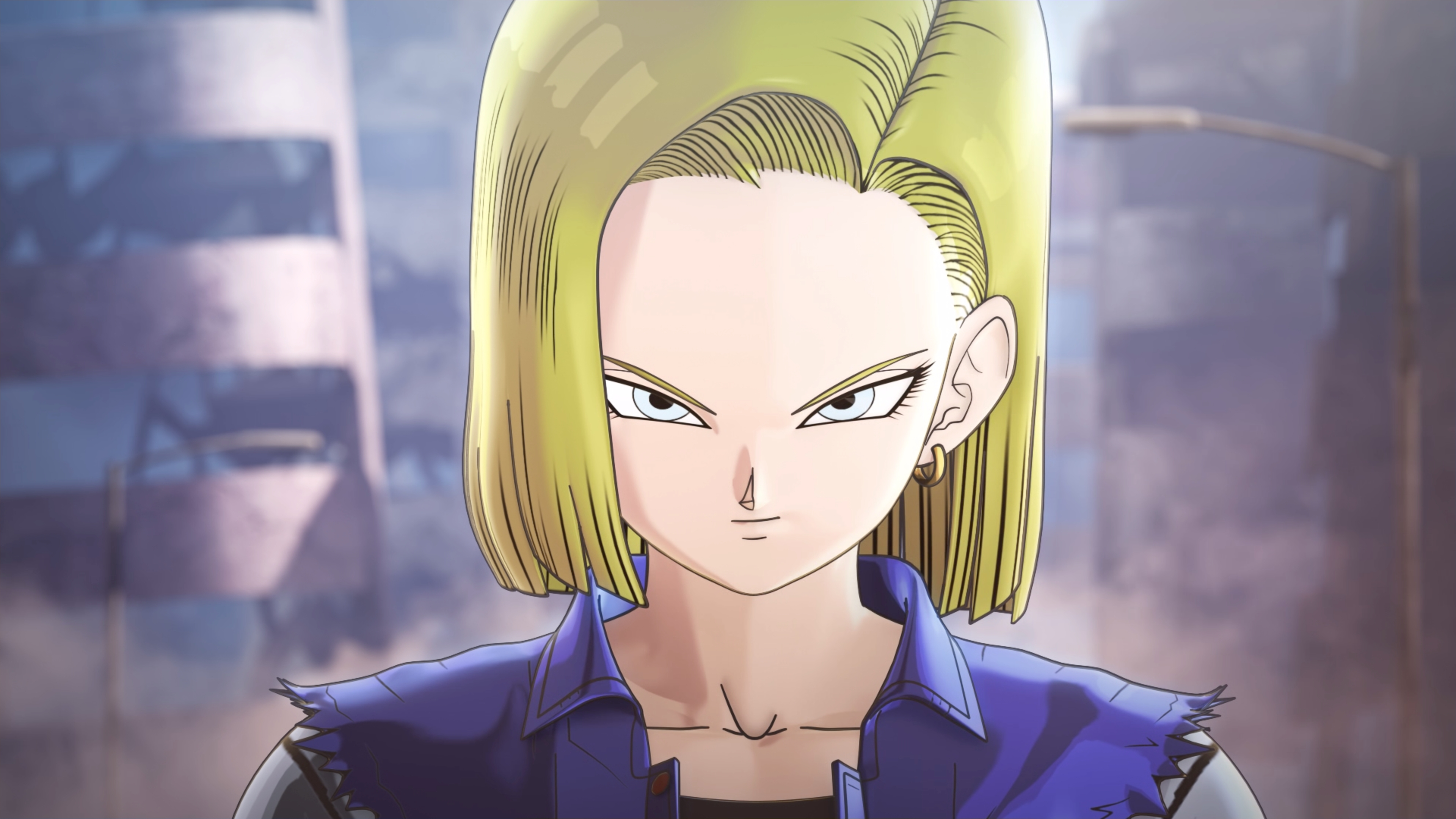67 Android 18 Dragon Ball Hd Wallpapers Background Images