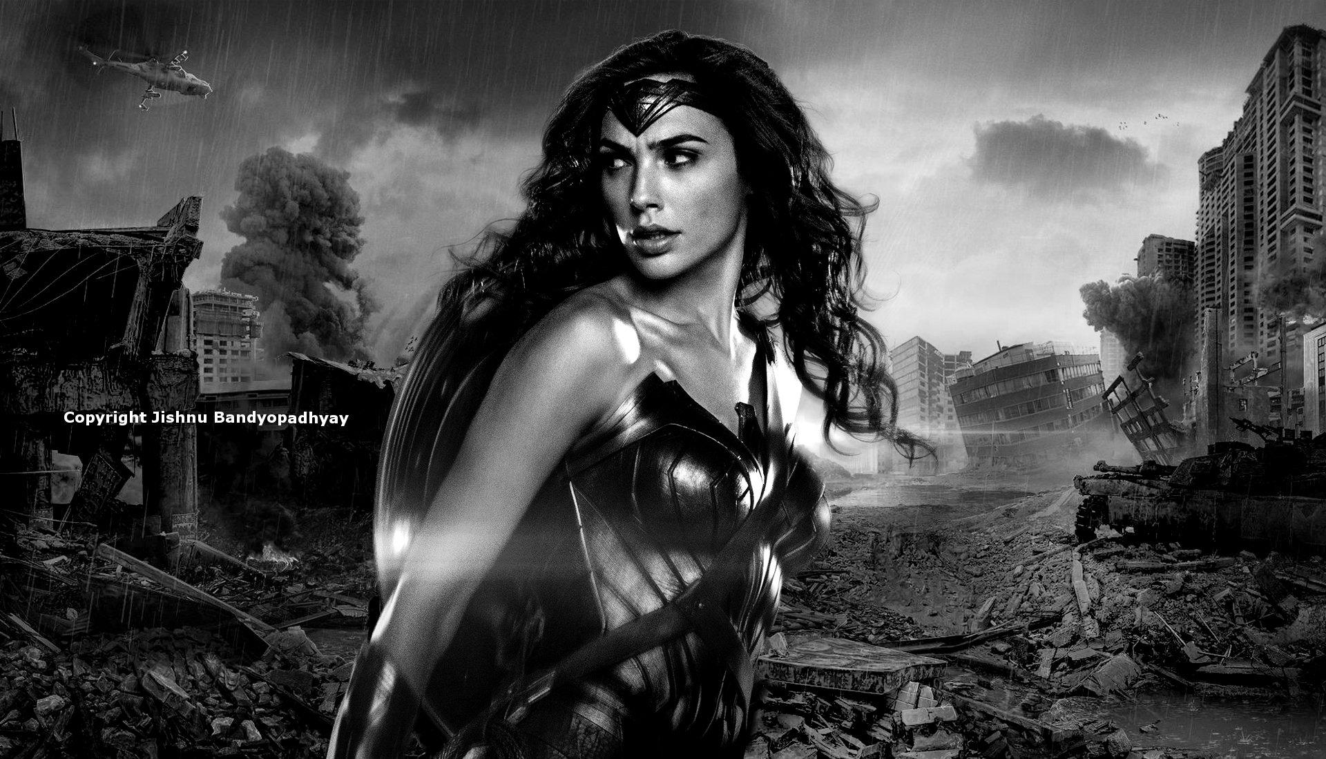 Wonder Woman Gal Gadot Wallpapers: Wonder Woman HD Wallpaper