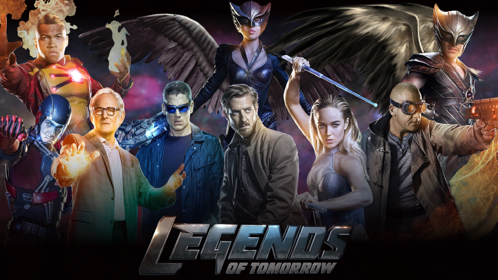 DC's Legends Of Tomorrow Wallpaper And Background Image